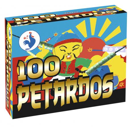 100 PETARDOS